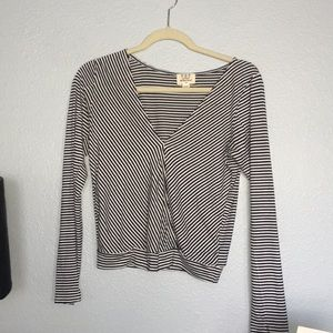 Nordstrom Striped Top, Super Good Quality
